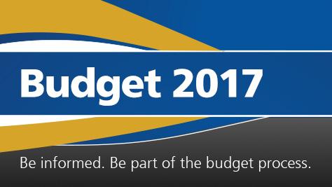 buget 2017